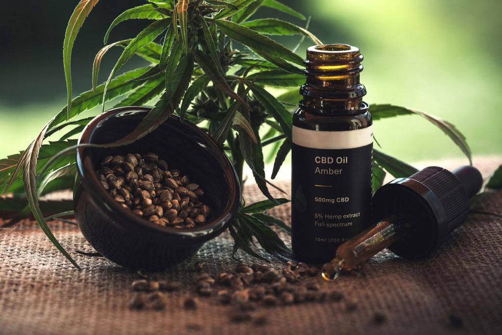 Cannabis Focused Distribution - Hemp CBD Oil