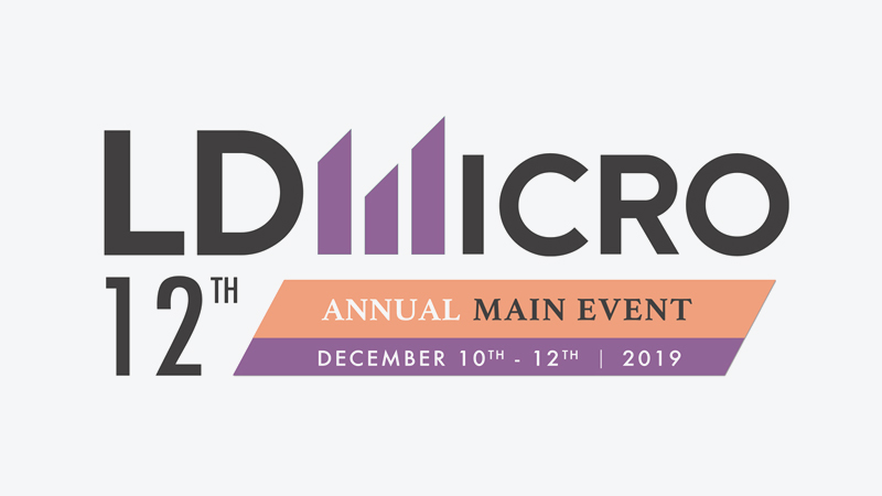 LD Micro Main Event 2019