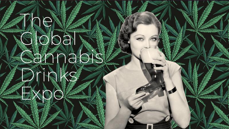 Cannabis Drinks Expo